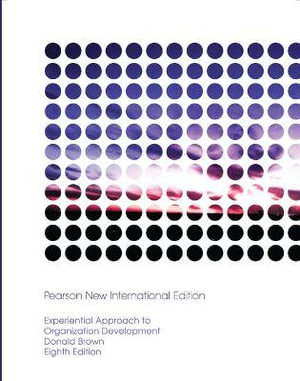 Cover of Experiential Approach to Organization Development