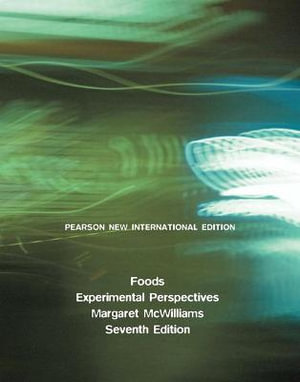 Cover of Foods: Pearson New International Edition
