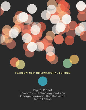 Cover of Digital Planet: Pearson New International Edition
