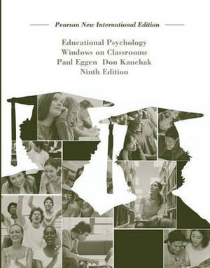 Cover of Educational Psychology: Pearson New International Edition