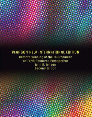 Cover of Remote Sensing of the Environment