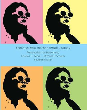 Cover of Perspectives on Personality