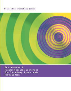 Cover of Environmental and Natural Resources Economics