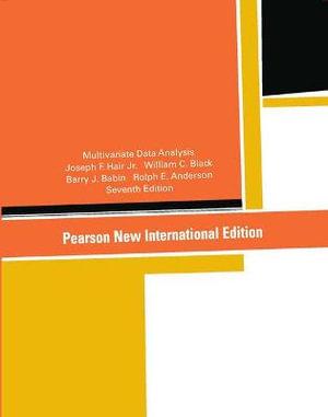 Cover of Multivariate Data Analysis