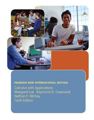 Cover of Calculus with Applications