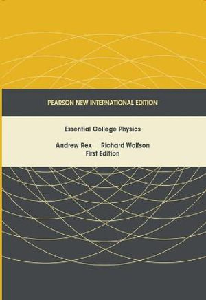 Cover of Essential College Physics