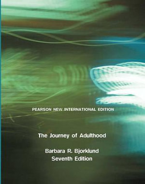 Cover of Journey of Adulthood Pearson New International Edition