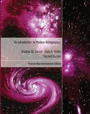 Cover of An Introduction to Modern Astrophysics