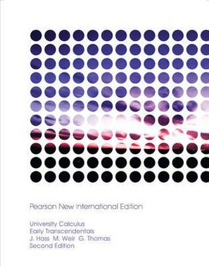 Cover of University Calculus, Early Transcendentals
