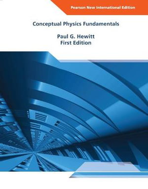 Cover of Conceptual Physics Fundamentals