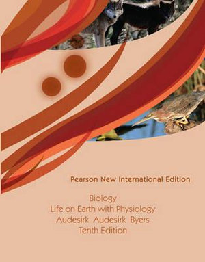 Cover of Biology: Pearson New International Edition