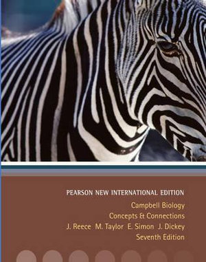 Cover of Campbell Biology: Pearson New International Edition