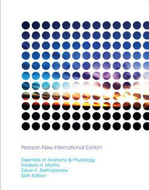 Cover of Essentials of Anatomy & Physiology Pearson New International Edition