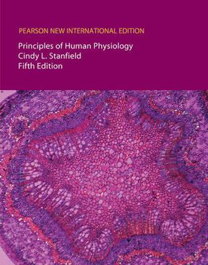 Cover of Principles of Human Physiology