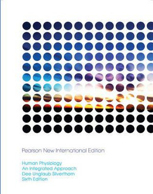 Cover of Human Physiology: Pearson New International Edition