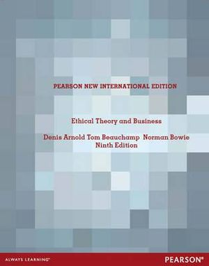 Cover of Ethical Theory and Business