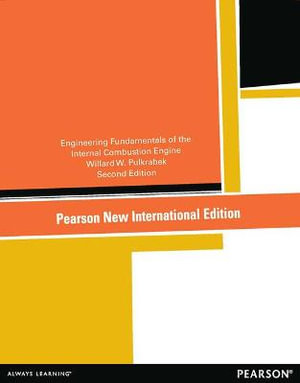 Cover of Engineering Fundamentals of the Internal Combustion Engine