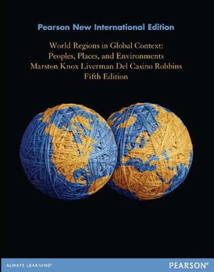 Cover of World Regions in Global Context: Pearson New International Edition