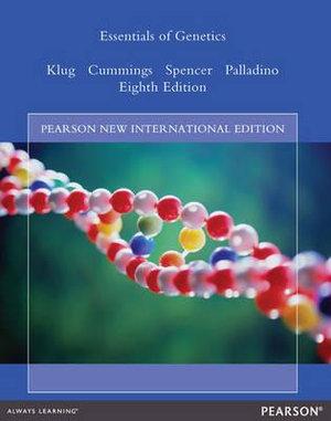 Cover of Essentials of Genetics