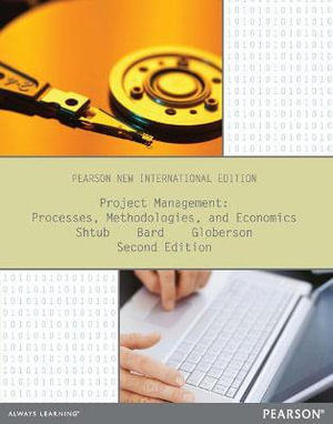 Cover of Project Management: Pearson New International Edition