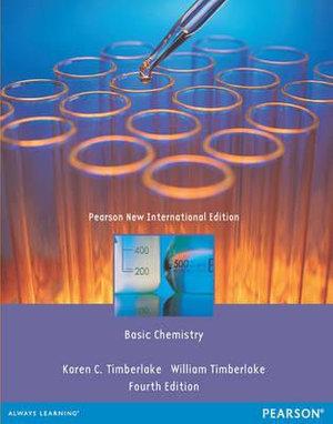 Cover of Basic Chemistry