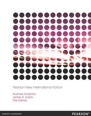 Cover of Business Analytics