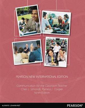 Cover of Communication for the Classroom Teacher