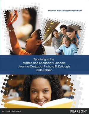 Cover of Teaching in the Middle and Secondary Schools