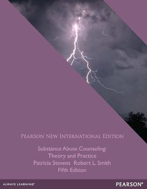 Cover of Substance Abuse Counseling: Pearson New International Edition