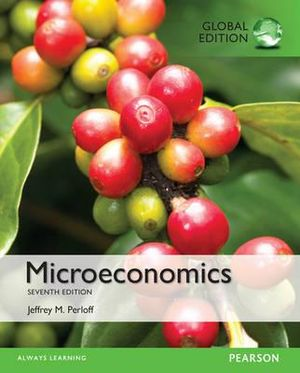 Cover of Microeconomics