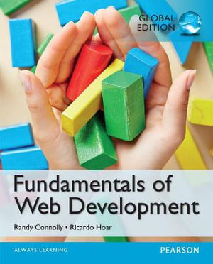 Cover of Fundamentals of Web Development, Global Edition
