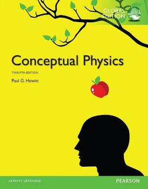 Cover of Conceptual Physics, Global Edition