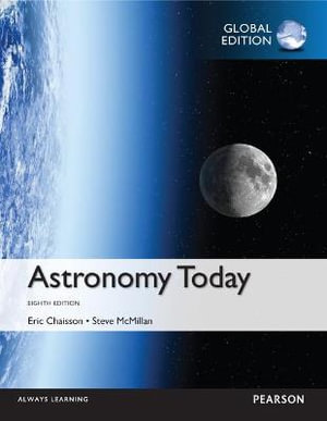 Cover of Astronomy Today, Global Edition