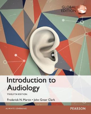 Cover of Introduction to Audiology