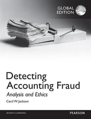 Cover of Detecting Accounting Fraud