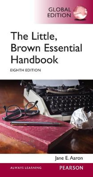 Cover of Little, Brown Essential Handbook