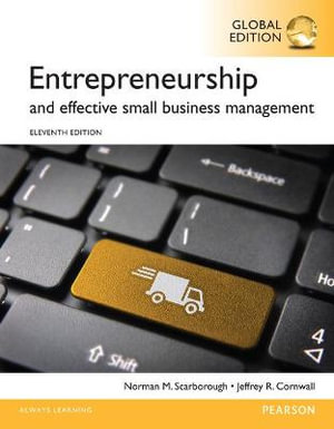 Cover of Effective Small Business Management