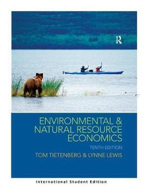 Cover of Environmental and Nautral Resource Economics
