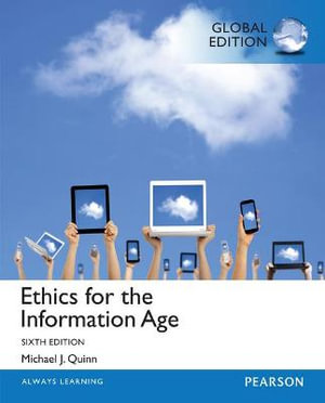 Cover of Ethics for the Information Age