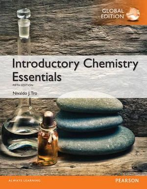 Cover of Introductory Chemistry Essentials, Global Edition