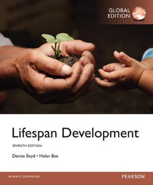 Cover of Lifespan Development, Global Edition