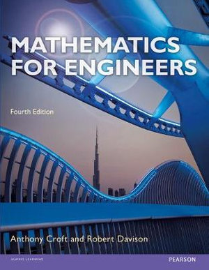 Cover of Mathematics for Engineers