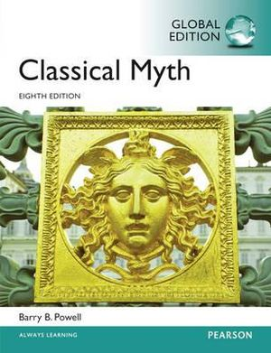 Cover of Classical Myth, Global Edition