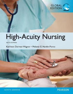 Cover of High-Acuity Nursing, Global Edition