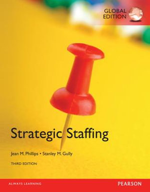 Cover of Strategic Staffing, Global Edition