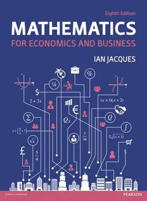 Cover of Mathematics for Economics and Business Pack