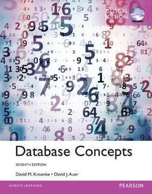 Cover of Database Concepts, Global Edition
