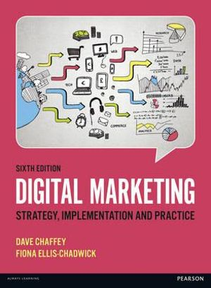 Cover of Digital Marketing