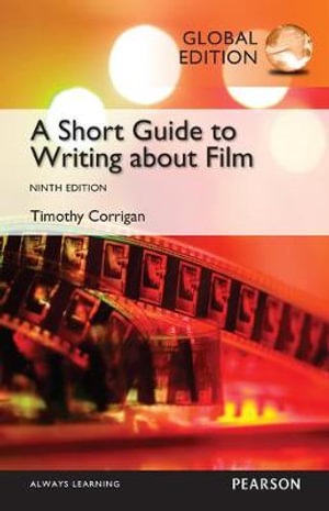 Cover of Short Guide to Writing about Film, Global Edition