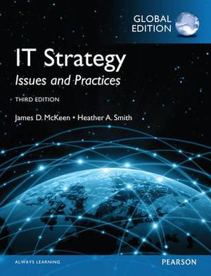 Cover of IT Strategy